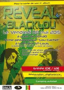 blacklou 8 mai